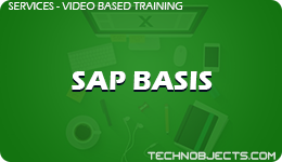 SAP BASIS  SAP Video Based Training SAP BASIS