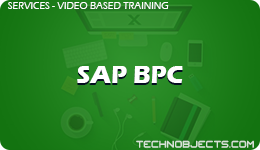SAP BPC  SAP Video Based Training SAP BPC