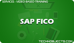 SAP FICO  SAP Video Based Training SAP FICO