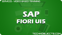 SAP FIORI UI5  SAP Video Based Training SAP FIORI UI5