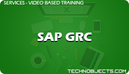 SAP GRC  SAP Video Based Training SAP GRC