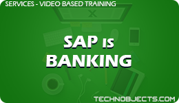 SAP IS Banking  SAP Video Based Training SAP IS Banking
