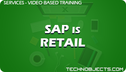 SAP IS Retail  SAP Video Based Training SAP IS Retail