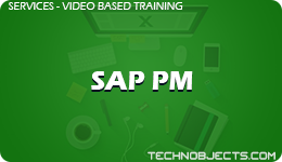 SAP PM  SAP Video Based Training SAP PM