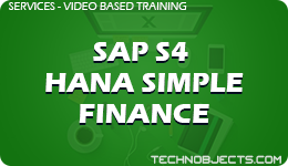 Edit SAP S4 HANA Simple Finance  SAP Video Based Training SAP S4 HANA Simple Finance 1