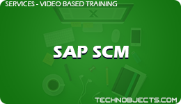 SAP SCM  SAP Video Based Training SAP SCM