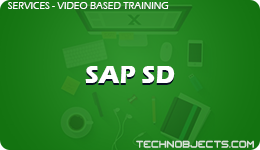 SAP SD  SAP Video Based Training SAP SD