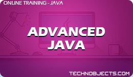 Advanced JAVA  JAVA Advanced JAVA