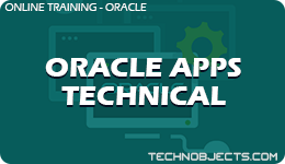 Oracle Apps Technical  ORACLE Oracle Apps Technical