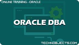 Oracle DBA  ORACLE Oracle DBA