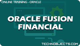 Oracle Fusion Financial  ORACLE Oracle Fusion Financial