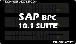 SAP BPC 10.1 Suite sap ides remote access SAP IDES Remote Access SAP BPC 10