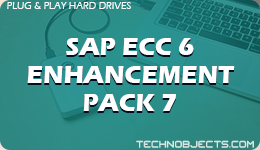 SAP ECC 6 Enhancement Pack 7  SAP Plug & Play Hard Drives SAP ECC 6 Enhancement Pack 7 1