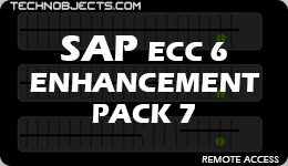 SAP ECC 6 Enhancement Pack 7 sap ides remote access SAP IDES Remote Access SAP ECC 6 Enhancement Pack 7