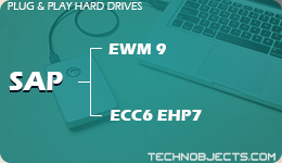 SAP EWM 9 + ECC6 EHP7  SAP Plug & Play Hard Drives SAP EWM 9 ECC6 EHP7 1