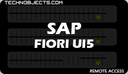 SAP FIORI UI5 sap ides remote access SAP IDES Remote Access SAP FIORI UI5