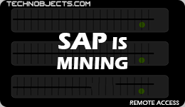SAP IS Mining sap ides remote access SAP IDES Remote Access SAP IS Mining
