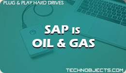SAP IS Oil & Gas  SAP Plug & Play Hard Drives SAP IS Oil Gas 1