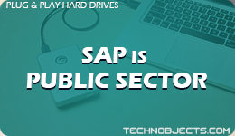 SAP IS Public Sector  SAP Plug & Play Hard Drives SAP IS Public Sector