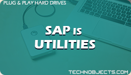 SAP IS Utilities  SAP Plug & Play Hard Drives SAP IS Utilities 1