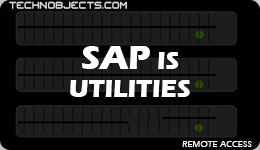 SAP IS Utilities Remote Access sap is utilities remote access SAP IS Utilities Remote Access SAP IS Utilities