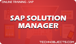 SAP Solution Manager sap online training SAP SAP Solution Manager 1