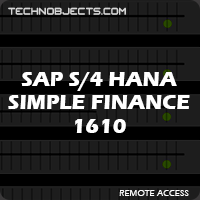 SAP S/4 HANA Simple Finance 1610 Server Access sap s/4 hana simple finance 1610 server access SAP S/4 HANA Simple Finance 1610 Server Access SAP S4 HANA Simple Finance 1160